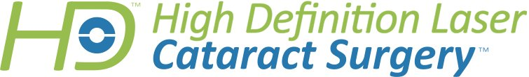 High Definition Laser Cataract Surgery™ logo